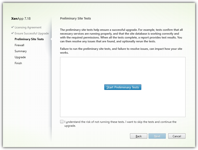 HowTo: Upgrade your Delivery Controller to Citrix XenApp 7 18 | My